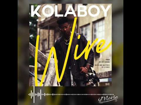 Kolaboy - WIRE (Official Audio)
