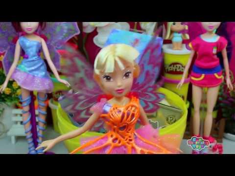 мультик киндер сюрприз,киндер сюрприз тойс шоу,дисней принцессы,феи игрушки - MaLiLaTv