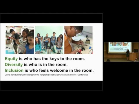 Equity in Making and Creating with Technology
