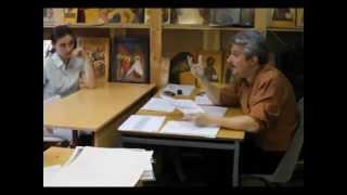 преподаватели иконописи, иконописные курсы, обучение