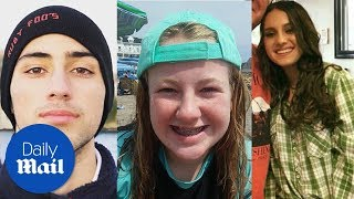 These are the victims of the Florida school shooting - Daily Mail