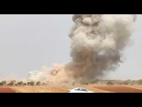 Russian Air Force Destroys Jihadist Base In Idlib