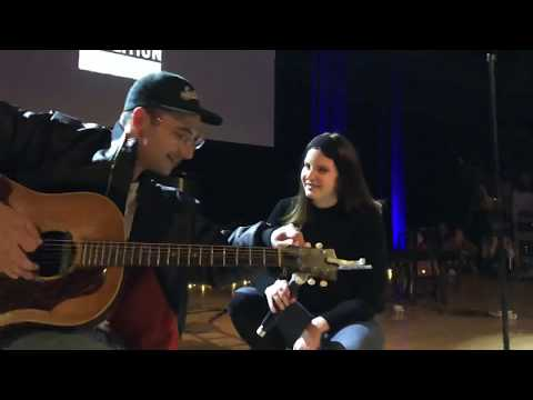 Hey Blue Baby - Lana Del Rey and Jack Antonoff @  5th Annual Ally Coalition Talent Show Mp3