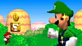 New Super Mario Bros. DS - Mario VS Luigi (2 Player)