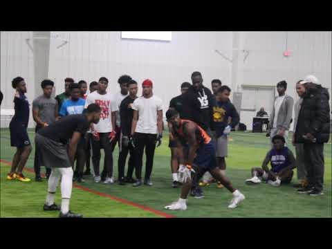 Christmas In Avondale 2019 Avondale 2019 WR/CB Derrick Hinton Jr. highlights from Rising