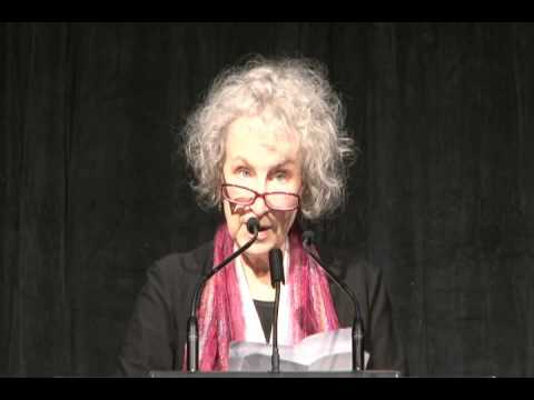 Margaret Atwood's speech at the 2014 Writers' Trust Gala