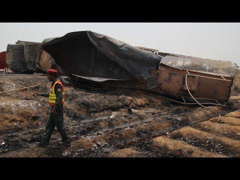 Взрыв бензовоза в Пакистане: не менее 146 погибших (новости)