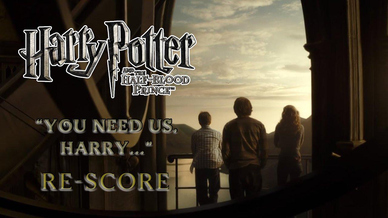 quotyou need us harryquot scene rescored harry potter and