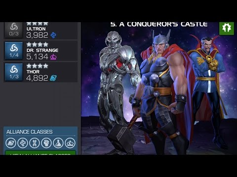 The Quest for T4CC: AQ Map 5 Day 5 Run and Kang Boss Battle