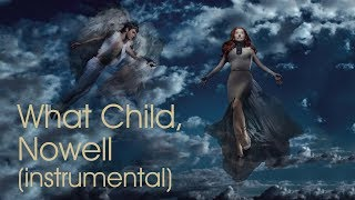 01. What Child, Nowell (instrumental cover + sheet music) - Tori Amos