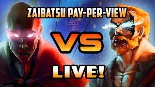 Rustlemania 2: SuperBrawl Saturday III - Zaibatsu Wrestling Federation In Your House - LIVE!