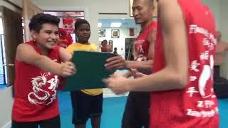 Kung Fu Kids - $1 Board Breaking Challenge