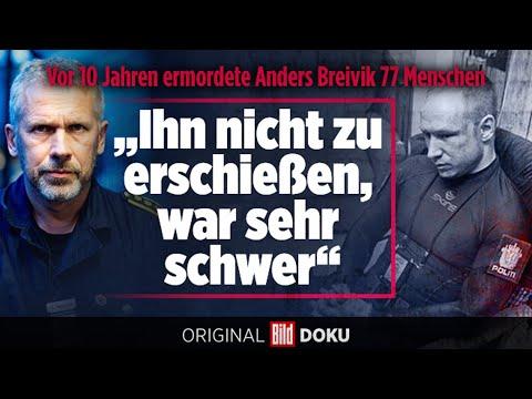 Anders Breivik: 10 Jahre nach dem Terror von Utoya | Die komplette BILD-Doku