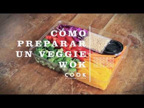 Cómo preparar un Kit Veggie Wok Travel Video