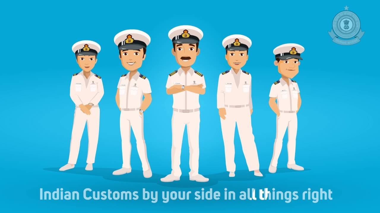 Indian Customs and Central Excise - YouTube