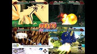 Naruto Mugen - Jutsus/ Ultimate Jutsus/ Awakenings - Parte 7