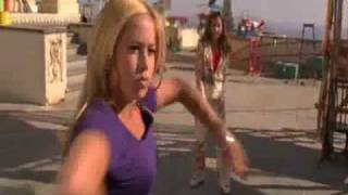 "Bollywood dance style(fusion)-movie Cheetah girls:one world-song ""Dance me if you can""HD"