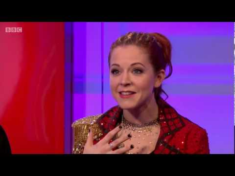 Lindsey Stirling on The One Show BBC