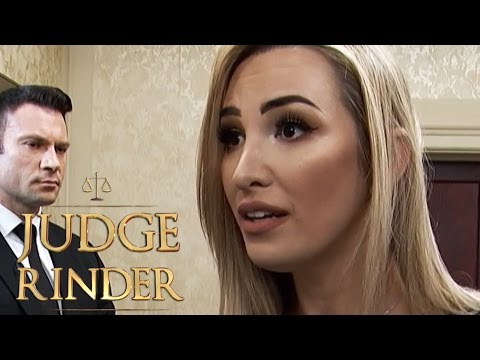Big Brother Star Rebekah Shelton Calls Judge Rinder 'Arrogant' And 'Up Himself' | Judge Rinder