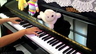 【アルスラーン戦記 / 亞爾斯蘭戰記 / Arslan Senki】ED2「One Light」Piano