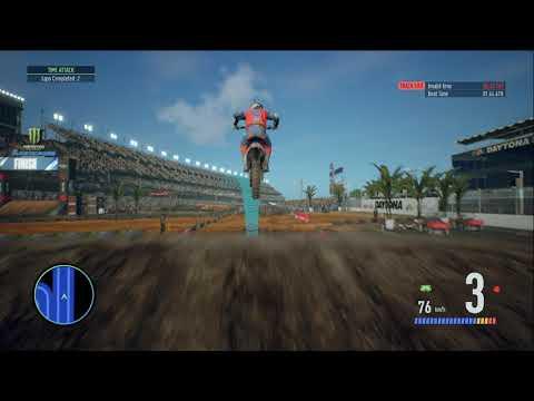 Monster Energy Supercross: The Official Videogame 4 Motocross live Most Impressive |