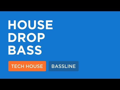 House Drop Bass : 128 Bpm | Free Loops Download