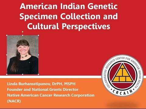 American Indian Genetic Specimen Collection and Cultural Perspectives