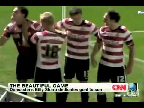 Billy sharp dedicates goal to son