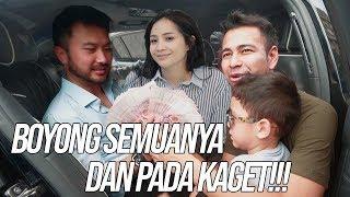 NIAT NGAJAKIN LIBURAN SEBELUM PUASA MALAH KAPAL DIBAYARIN CASH!!
