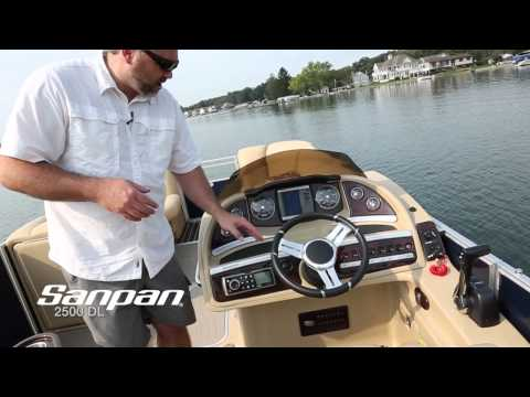 Sanpan 2500 DL Product Walk-Through