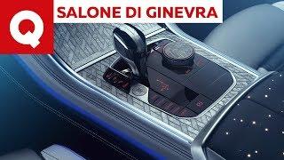 BMW M850i Nightsky con gli interni fatti con le meteoriti - Salone di Ginevra 2019 | Quattroruote