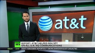 AT&T was 'highly-collaborative' with NSA for more than a decade – leak