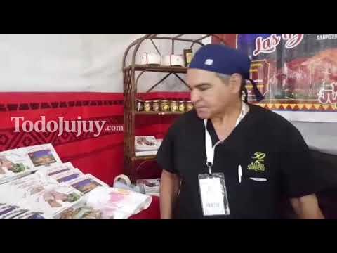 ExpoJuy: alfajores de quínoa y harina morada hacen furor