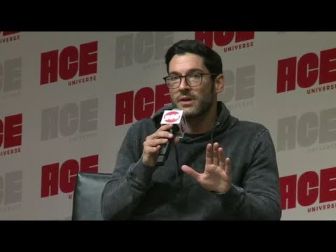 Tom Ellis at ACE Comic Con Chicago (14/10/18)