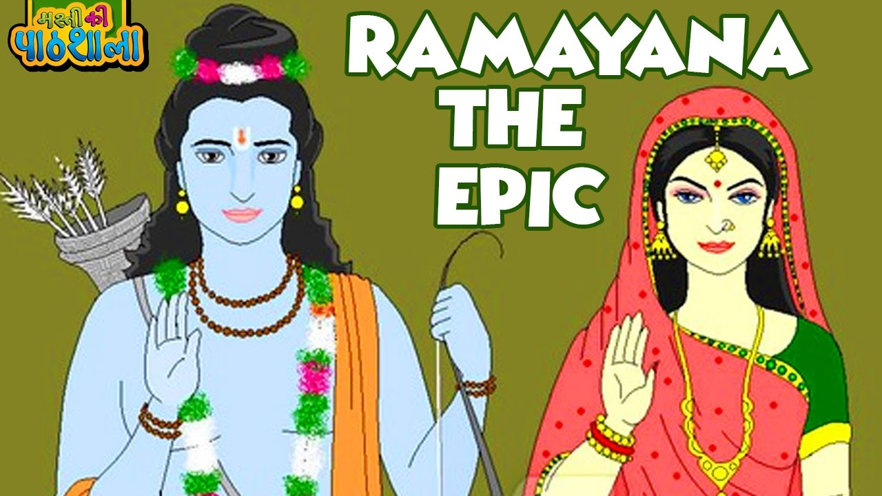 Ramayana The Epic Animated Full Movie For Children Kids Animated