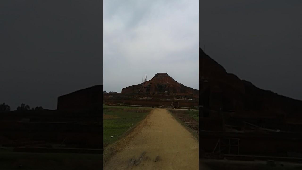 paharpur  naogaon is under neath