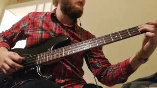 The Zombies - She's Not There bass cover