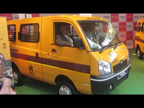New Mini 2019 >> Mahindra Maxximo Mini Van VX School Bus | Quick Review - YouTube