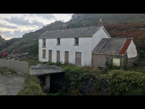 exploring-old-abandoned-cottages-right-by-the-beach