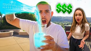 Drink this, I'll Pay You $1,000 *IMPOSSIBLE CHALLENGE*