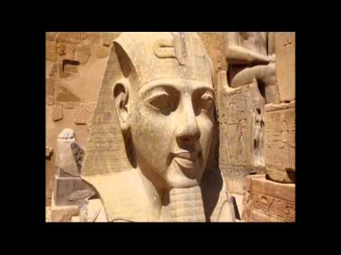 Ancient Egyptian sculpture miracles