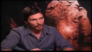 Christian Bale interview for Batman Begins