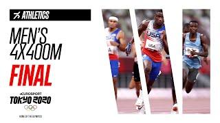 Men's 4x400m - Athletics | FINAL - Highlights
