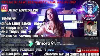 DJ PARGILAKUR - CINTA LUAR BIASA VS KEMARIN SEVENTEEN BREAKBEAT TERBARU 2019 | DUGEM FULL BASS