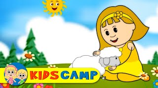 Mary had a Little Lamb | Nursery Rhymes | Popular Nursery Rhymes by KidsCamp