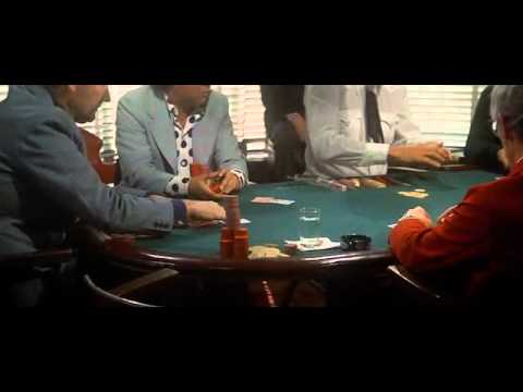 Classic Poker   California Split  George Segal & Elliott Gould  How to read a table
