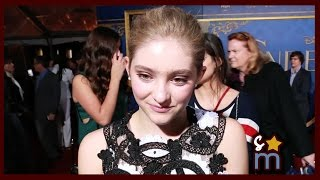 Willow Shields Talks DANCING WITH THE STARS & Ryan Gosling