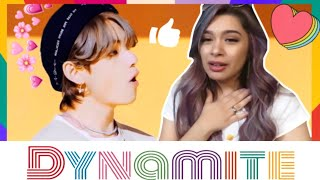 BTS (방탄소년단) 'Dynamite' Official MV (B-side) reaction !!