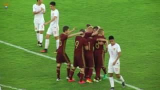 Обзор игры. Китай - Россия - U17