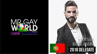 Download Video Mr Gay World 2018 Delegate - PORTUGAL MP3 3GP MP4